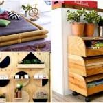 Идеи вашего дома: 16 идей изготовления мебели своими руками, которые станут изюминкой и в тривиально...